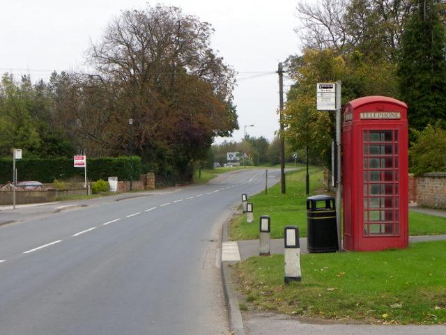 Telephone box, Minskip