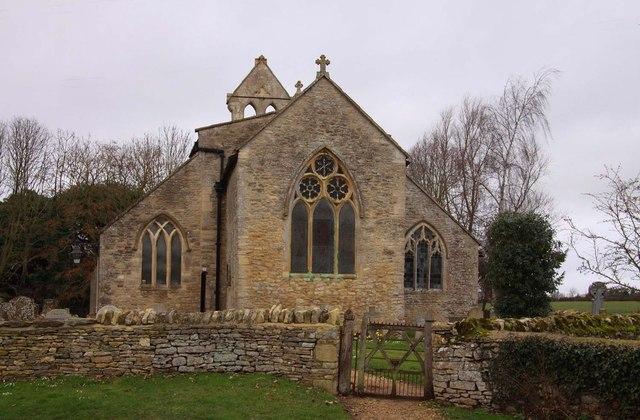 St Mary the Virgin Church in Hampton Poyle