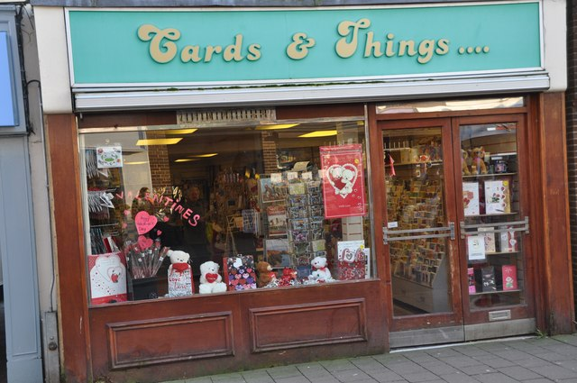 Tiverton : Cards & Things