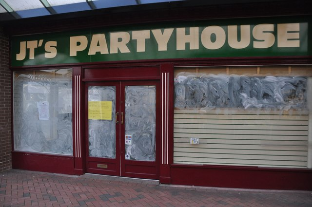 Tiverton : JT's Partyhouse