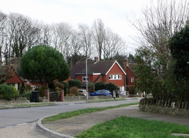 Houses in Parkway, Willingdon