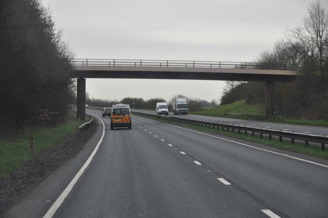 Mid Devon : A361 North Devon Link Road