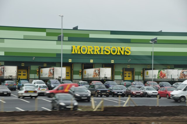 Sedgemoor : Morrisons Storage Facility