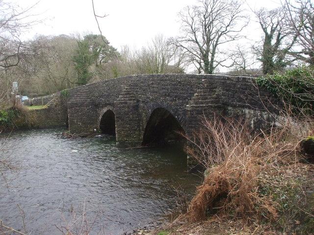 New Inn Bridge, Ogmore River
