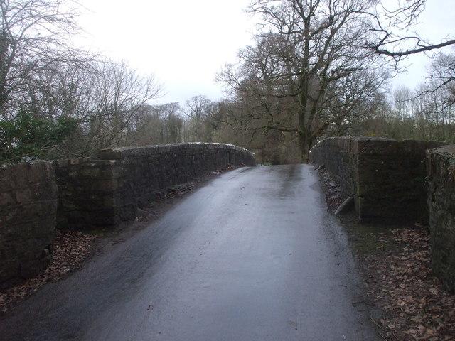 New Bridge over the Ogmore River, Merthyr Mawr
