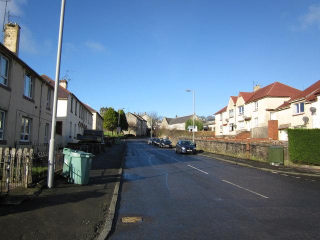 Crosshill Road