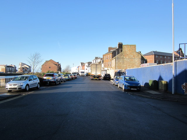 North Harbour Street