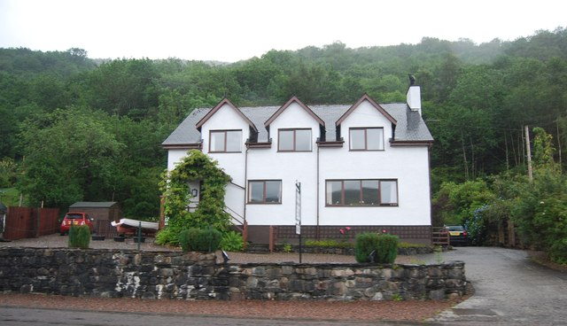 House by the A82