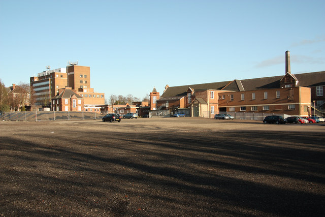 Lincoln County Hospital site