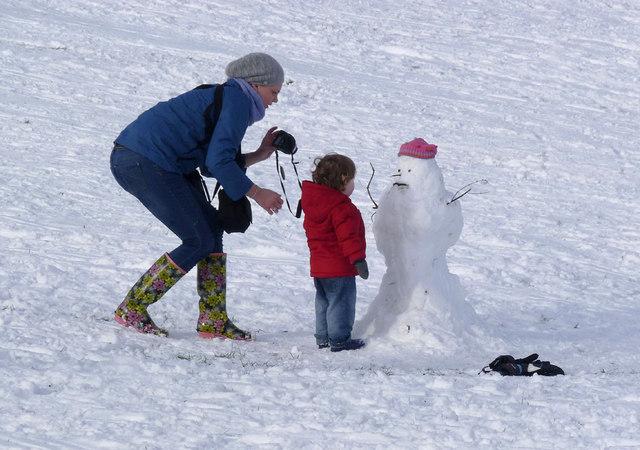 Good morning, Mr. Snowman