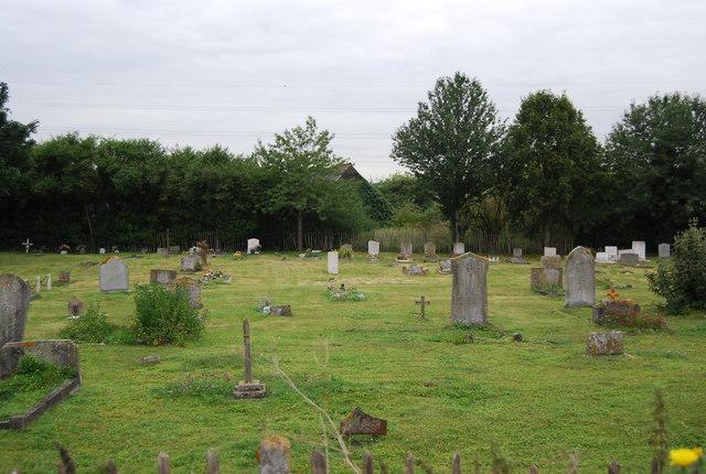 Graves, Burham Church