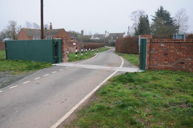 Flood defences, Uckinghall