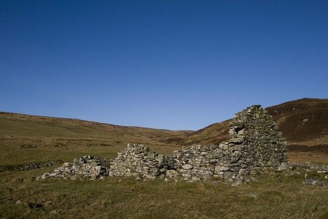 Margadale, north-west of Bunnahabhain, Islay