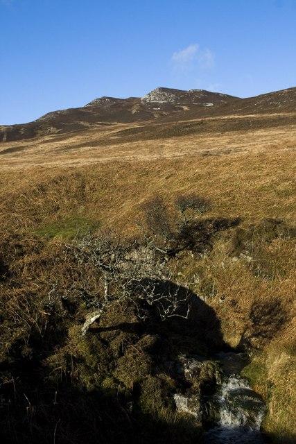 Allt Bhachlaig, north of Bunnahabhain, Islay