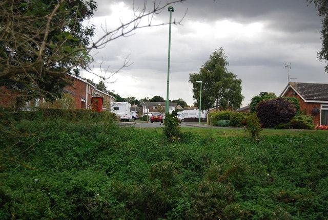Chapel Field, Bramford