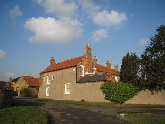 Former farmhouse, Church Lane, Plungar
