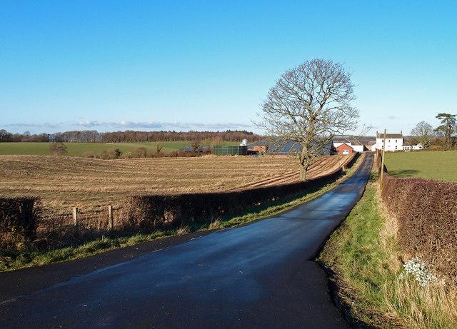 Macnairston Farm