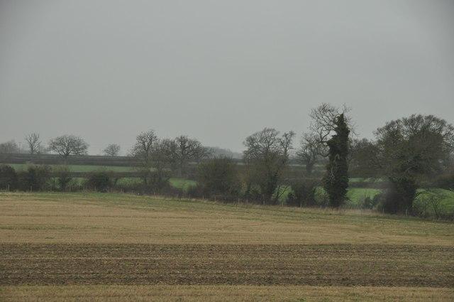 Stroud : Ploughed Field
