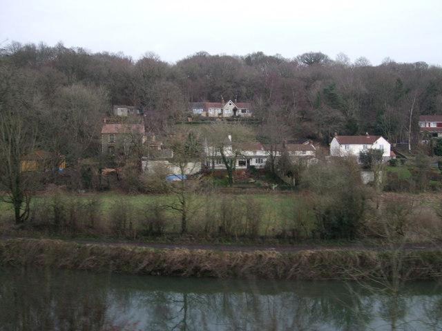 Cottages, Hanham
