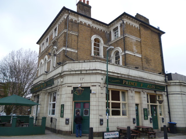 Prince of Wales, Alpha Place NW6