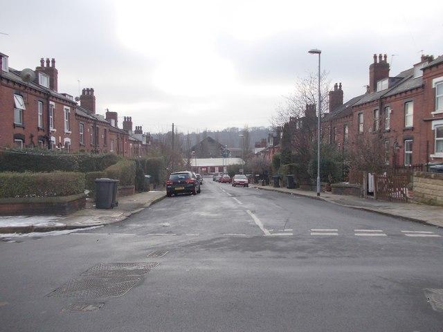 Haddon Place - Bankfield Road