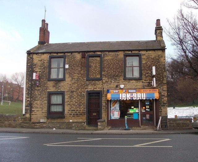 Burley Off Licence - Burley Road