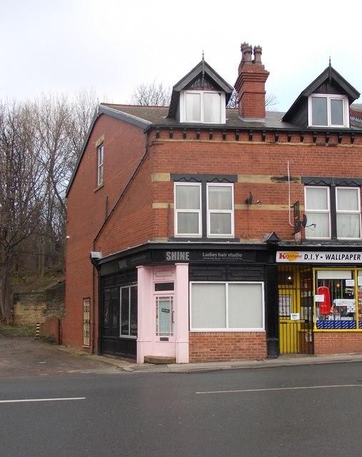 Shine Ladies Hair Studio - Burley Road