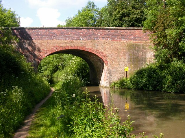 Brinklow-Oxford Canal