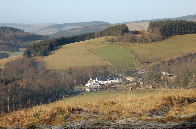 Houses, Glenormiston