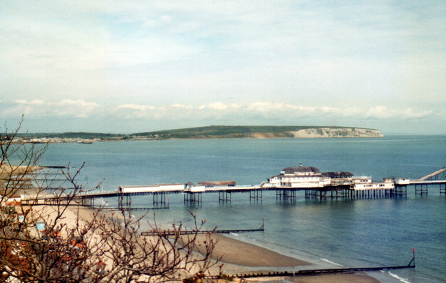 Shanklin Pier 1983