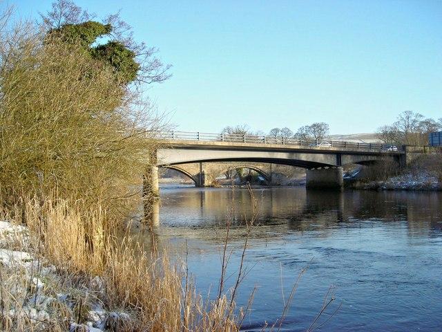 Two Bolton Bridges