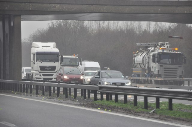 Tewkesbury : The M5 Motorway
