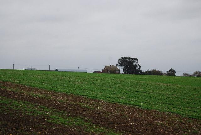 View to Clinchstreet Farm