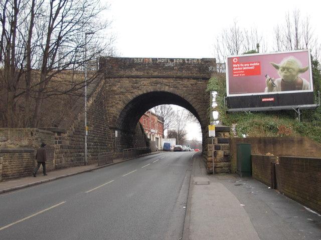Bridge LEH1-4 - Burley Road