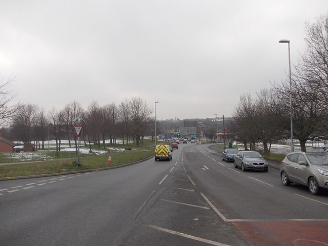 Willow Road - Burley Road
