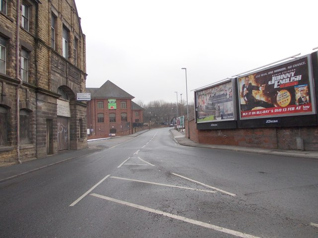 Viaduct Road Burley Place - Kirkstall Road