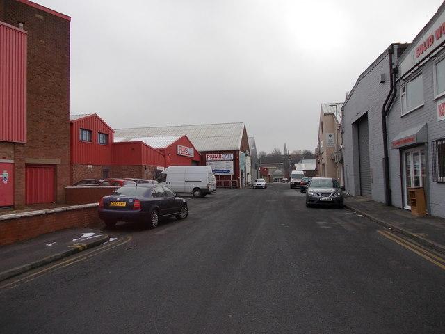 Weaver Street - Kirkstall Road