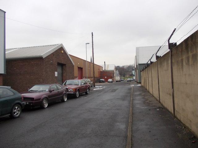 Weaver Street - looking towards Kirkstall Road