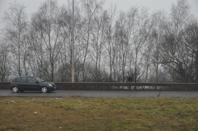 Wychavon : M5 Motorway Junction 5