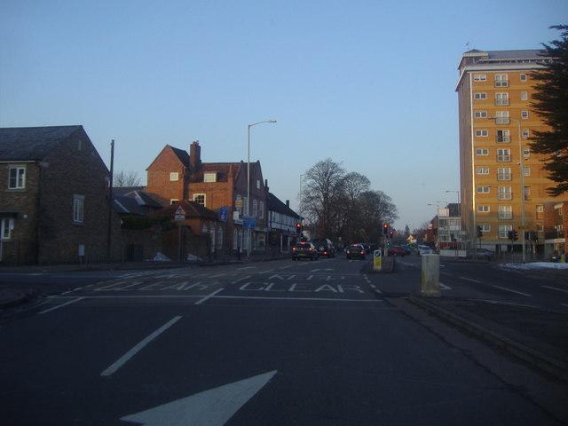 High Road Broxbourne
