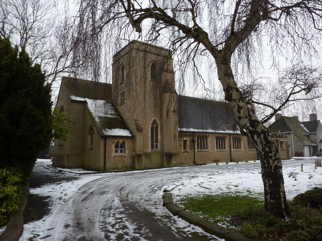 St. Edmund Church, Sinfin Avenue, Derby