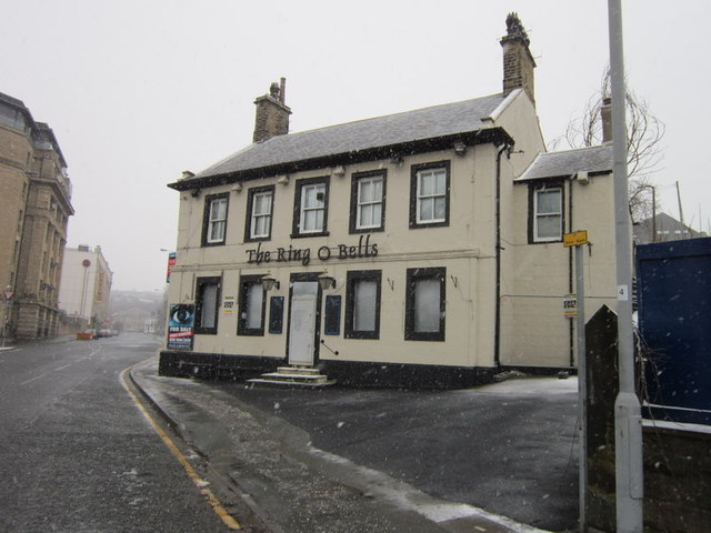 The Ring O Bells on Bolton Road, Bradford