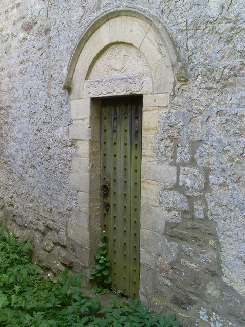 North Door, St Giles Parish Church