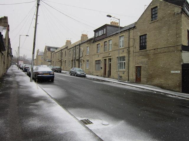 Nuttall Road off Barkerend Road, Bradford
