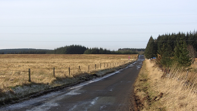 Road, Sheriffmuir