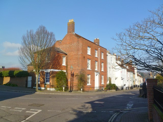 Lymington, Trafalgar House
