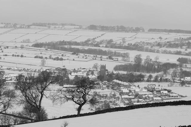 Youlgrave, Derbyshire