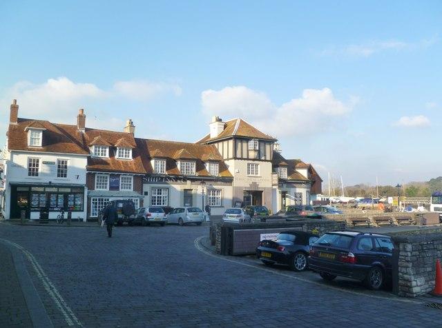 Lymington, Ship Inn