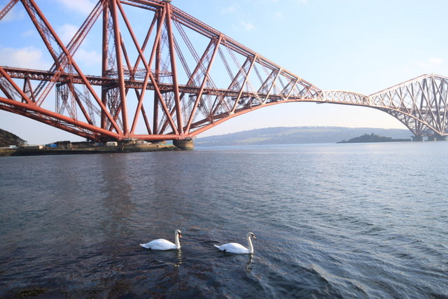 River Forth at North Queensferry