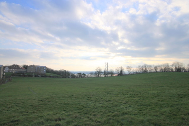 North Queensferry playing fields